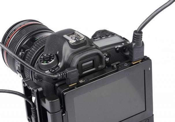 Монитор Swivi SV-50H II HD DSLR LCD External Swivel LCD Monitor