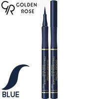 Golden Rose - Подводка-фломастер для глаз Precision Eyeliner Тон синий