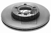Гальмівний диск передній вентильований (R15, 280x24mm) VW Transporter T4 90-03 14040 FEBI