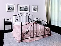 Металеве ліжко Firenze (Флоренція)