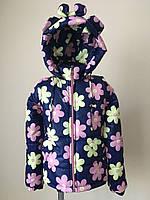 Детская куртка-жилетка, для девочек, фото 1