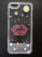 Пластиковый чехол для iPhone 6/6s, Блестки в Воде