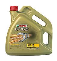 Castrol Edge CS 5W30 E 4л синтетика масло моторное