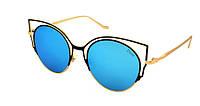 Модные солнцезащитные очки Кошачий глаз Dior