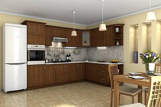 Кухня  «Контур»