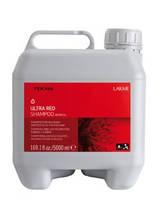 Шампунь для волос красных оттенков LAKME Teknia Ultra Red 5000 мл