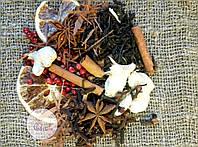 Чай для укрепления иммунитета, смесь отборных цельных пряностей с элитным красным чаем, 35 грамм