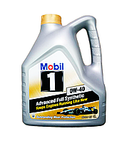 Масло моторное MOBIL NEW LIFE 0W40, 4л