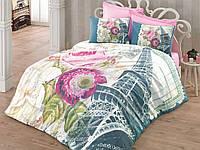 Постельное белье Cotton box Ранфорс Floral Seri 3D Eifyl Murdum