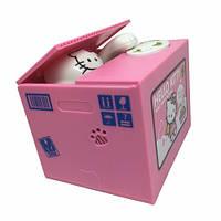 Копилка воришка Hello Kitty - интерактивная игрушка