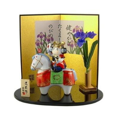 Самурай на лошади «Благородный воин»