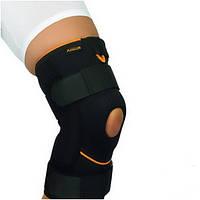 Бандаж для коленного сустава (с силиконовым кольцоми спиралями) ARMOR ARK2103