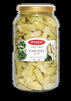 IPOSEA Сarciofi spicchi - Артишоки резаные в масле, 3100g