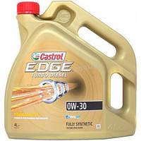 Масло Castrol Edge TURBODIESEL 0W-30 4л моторное