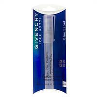 Givenchy blue label pour homme eau de parfum 8ml
