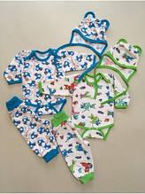 Комплект детской одежды Эльфик начес