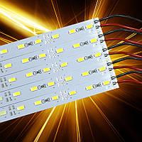 Светодиодная линейка DX5730-72LED 18W 12V IP20
