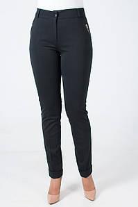 Женские брюки Рима черного цвета