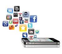 Установка дополнительных программ iPhone 5C