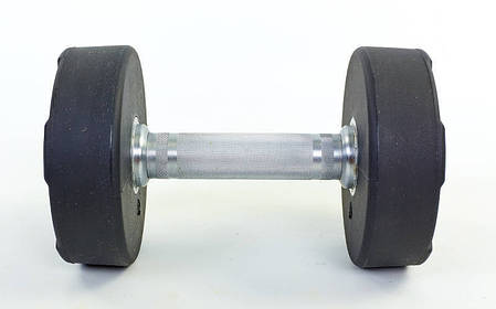 Гантель цілісна професійна 17.5 кг DB6112-12.5, фото 2