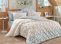 Постельное белье Cotton Box 200х220 ранфорс Tanya Gri