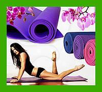 Йога- мат ― полный гламур Shock athletic mat TV. Коврик для фитнеса