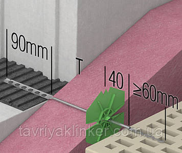 Гибкая связь Multi-plus Ø 6 mm 320 мм