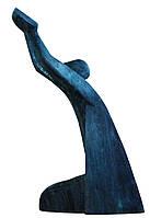 """Художественная резьба по дереву """"Просьба"""" из натурального дерева, ручная робота"""