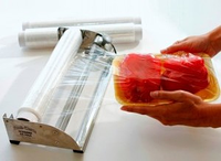 Пищевая стрейч-пленка ПЭ 9мк х 300 мм х 1500 м