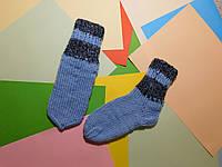 Вязаные носочки ручной работы 32-33р