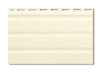 Софит кремовый Альта-Профиль (3 м х 0,232 м) 0,7 м2