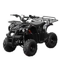 Детский железный квадроцикл Profi HB-EATV 800N-2, черный