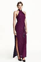 Вечернее платье H&M с разрезом. Разм. 12, 44-46 украинский, 38-40 европейский. Сток