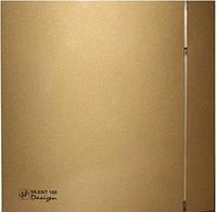 Вентилятор Soler&Palau Silent-100 CZ GOLD DESIGN -4C