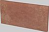 Плитка для ступени клинкерная Paradyz Cotto Naturale podstopnica 14,8 x 30