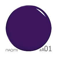 """Гель лак Naomi """"Aquarelle"""" №A01 6 мл"""