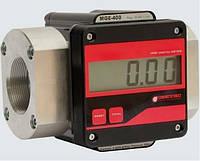 MGE-250 - Счетчик учета большого протока топлива, легких масел, 15-250 л/мин
