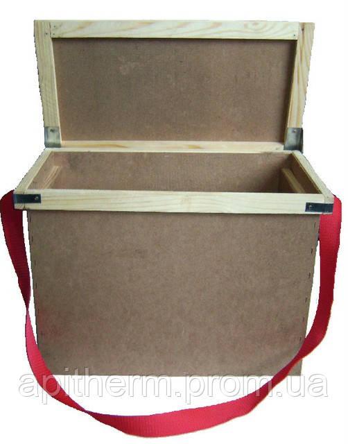 Ящик рамочный для 6-ти рамок Рута ТМ АПИТЕРМ