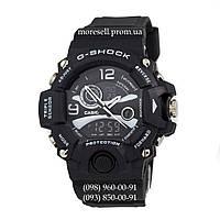 Casio G-Shock Triple Sensor Black-White