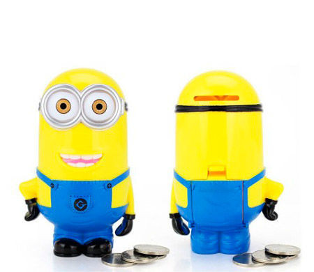 Детская копилка  Minion - детская игрушка
