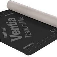 Мембрана гидроизоляционная MDM (МДМ) Ventia Titanium Plus (Вентия Титаниум Плюс)