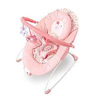 """Кресло-качалка розовое """"Цветистые сны"""" Bright Starts (7003)"""