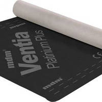 Мембрана гидроизоляционная MDM (МДМ) Ventia Platinum Plus (Вентия Платинум Плюс)