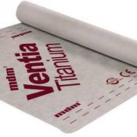 Мембрана гидроизоляционная MDM (МДМ) Ventia Titanium (Вентия Титаниум)
