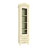 Ассоль Премиум АС-01 шкаф-пенал со стеклом