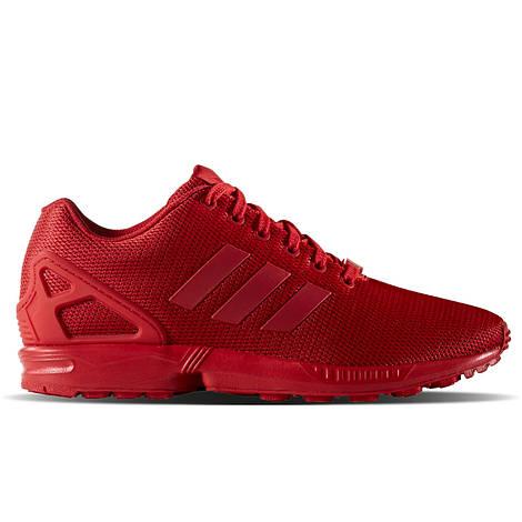 """Мужские кроссовки  Adidas ZX Flux """" Power Red"""""""