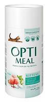 Сухой корм для котят OPTIMEAL - курица, 0,65 кг
