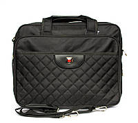 Мужская стильная хорошая сумка для ноутбука или документов (52007)