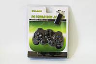 Беспроводной джойстик для ПК PC GamePad DualShock DJ-EW800 с вибрацией