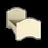 Ассоль Премиум АС-09 Кровать без ламелей (80*200/190)